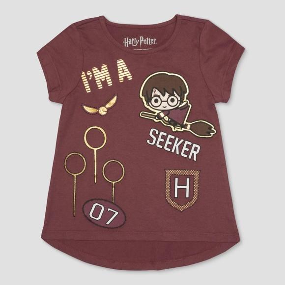 519aab2eb Warner Bros. Shirts & Tops | Target Baby Girls Harry Potter Shirt 12 ...